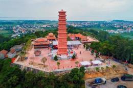Khánh thành công trình phỏng dựng, tôn tạo di tích lịch sử cấp quốc gia tháp Tường Long