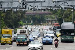Singapore triển khai các loại phí giao thông nhằm giảm ùn tắc
