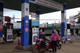 Giá xăng ổn định, giá dầu tăng nhẹ