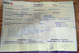 BIDV phản hồi về vụ cụ bà bị lừa đảo chuyển tiền qua ngân hàng