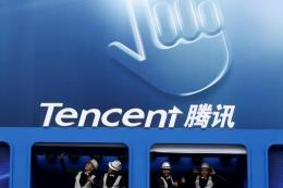 Tencent tiến vào Top 5 công ty giá trị nhất thế giới