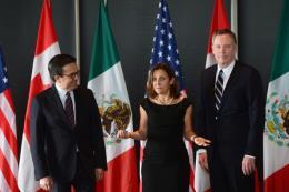 Canada hoan nghênh đề xuất của Mỹ kéo dài đàm phán NAFTA