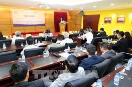 Tỷ lệ nội địa hóa ngành công nghiệp hỗ trợ của Hà Nội còn thấp