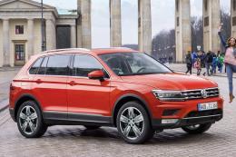SUV 7 chỗ hoàn toàn mới Tiguan Allspace 2018 về Việt Nam chốt giá 1,699 tỷ đồng