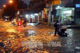 TP Hồ Chí Minh: Cần làm gì khi triều cường gây ngập nước ngày càng cao?
