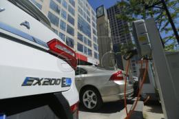 Bùng nổ loại hình xe ô tô sử dụng năng lượng mới tại Trung Quốc
