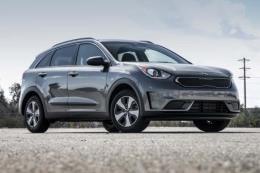 Hyundai thu hồi SUV Kia Niro tại Trung Quốc