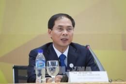 Thứ trưởng Bộ Ngoại giao Bùi Thanh Sơn: Phát huy hiệu ứng lan toả của Năm APEC 2017