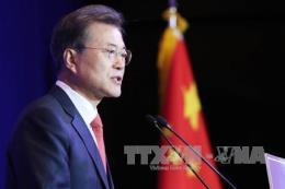 Tổng thống Hàn Quốc cam kết nỗ lực bình thường hóa quan hệ với Trung Quốc