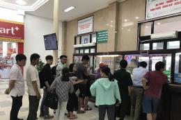Từ 15/12 thực hiện cổng soát vé tự động tại ga Hà Nội, Sài Gòn