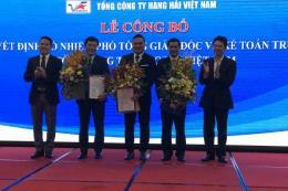 Vinalines bổ nhiệm 2 Phó tổng giám đốc và kế toán trưởng