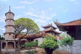 Phê duyệt quy hoạch tổng thể bảo tồn di tích quốc gia đặc biệt chùa Bút Tháp