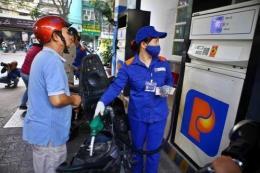 Petrolimex công bố giá bán dầu Diesel tiêu chuẩn euro V