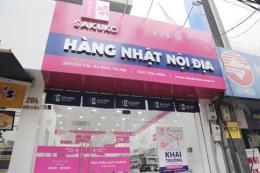 Sakura Việt Nam ra mắt diện mạo mới, khai trương siêu thị thứ 10
