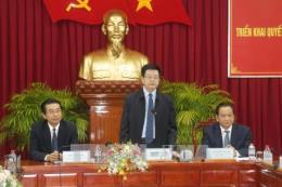 Phó Bí thư Thành ủy Cần Thơ được điều động giữ chức Phó Trưởng ban Nội chính Trung ương
