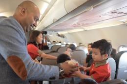 Vietjet khai trương 2 đường bay Tp. Hồ Chí Minh đi Phuket và Chiang Mai (Thái Lan)