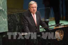 2017 - Năm nhiều thách thức đối với Liên hợp quốc