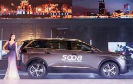 Cập nhật bảng giá xe ô tô Peugeot tháng 12/2017 tại Việt Nam