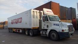 Đã có 5 đoàn tàu chở container từ Yên Viên đi Trung Quốc