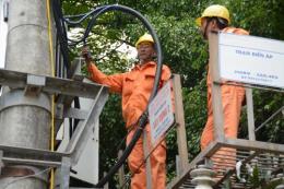 Đã khôi phục cấp điện cho người dân vùng lũ ở Sơn La
