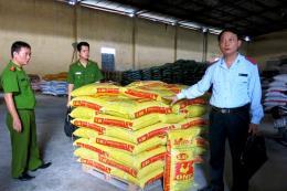 Phát hiện doanh nghiệp dùng hoá chất làm tăng độ đạm trong thức ăn chăn nuôi