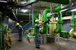 Sản lượng điện tháng 4 của GENCO1 tăng 16% so với cùng kỳ