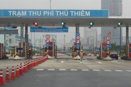 Đề nghị dỡ bỏ trạm thu phí Thủ Thiêm để giải quyết kẹt xe cho hầm sông Sài Gòn