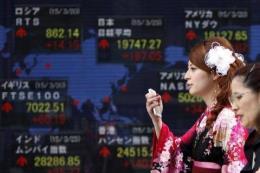 Chỉ số Nikkei 225 lỡ mất đà tăng