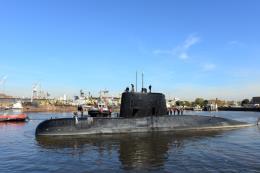 Vụ tàu ngầm Argentina: Thời tiết xấu ảnh hưởng đến nỗ lực tìm kiếm