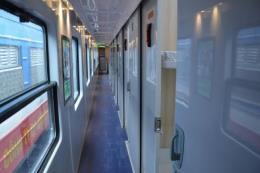 Đường sắt đưa xe toa khách chế tạo mới vào khai thác dịp Tết Mậu Tuất 2018