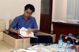 Kết quả kiểm tra quy trình bổ nhiệm đối với Giám đốc Sở Công Thương tỉnh Hậu Giang