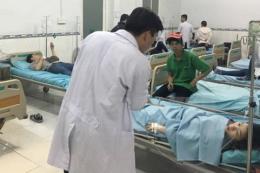 Tp. Hồ Chí Minh: 92 công nhân nhập viện nghi do ngộ độc thực phẩm 
