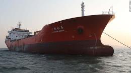 Hàn Quốc tạm giữ tàu Panama nghi vận chuyển dầu cho Triều Tiên