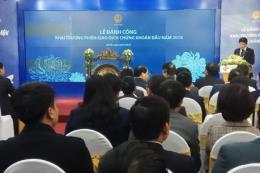 Khai trương phiên giao dịch đầu tiên thị trường chứng khoán Việt Nam năm 2018