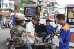 Công bố giá cơ sở mặt hàng xăng dầu phù hợp với thị trường
