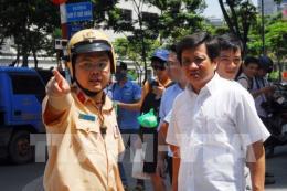 UBND TP. Hồ Chí Minh chưa nhận được đơn từ chức của ông Đoàn Ngọc Hải