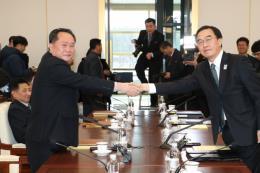 Hai miền Triều Tiên ấn định ngày đàm phán tiếp theo