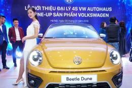 Bảng giá xe ô tô Volkswagen tháng 2/2018