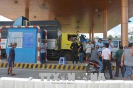 Bộ GTVT đồng ý giảm giá phí qua trạm BOT Sóc Trăng cho phương tiện vùng lân cận