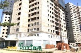 Thi công vượt tiến độ dự án căn hộ Tecco Town