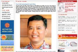 Truy nã nguyên Trưởng phòng kinh doanh Hội sở Ngân hàng TMCP Đông Á