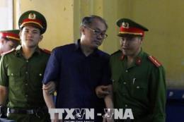 Xét xử Phạm Công Danh và đồng phạm giai đoạn 2: Từ chối luật sư bảo vệ ông Trần Bắc Hà