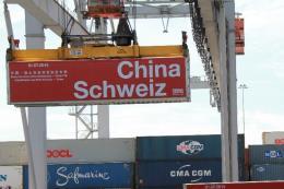 Thụy Sỹ đón nhận lượng hàng hóa kỷ lục từ Trung Quốc