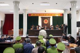 Xét xử Trịnh Xuân Thanh và đồng phạm: Các bị cáo xin được hưởng khoan hồng