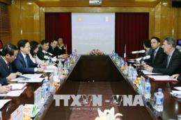 Việt Nam và Pháp ký ghi nhớ hợp tác và hội đàm về phòng, chống tham nhũng