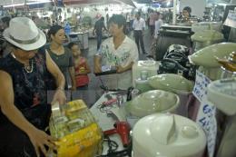 Khởi công xây dựng chợ kiểu mẫu đầu tiên tại biên giới Campuchia và Việt Nam