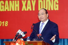 Thủ tướng Nguyễn Xuân Phúc: Tiếp tục phát triển nhà ở xã hội với những biện pháp cụ thể