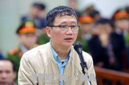 Bị cáo Đinh La Thăng xin lỗi Đảng Nhà nước và nhân dân