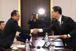 Phủ tổng thống Hàn Quốc hoan nghênh kết quả đối thoại liên Triều