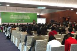 Phát triển bền vững Việt Nam 2018: Tạo sự chuyển biến rõ nét trong cơ cấu lại nền kinh tế